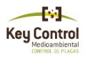 logotipo de KEY CONTROL MEDIOAMBIENTAL SL